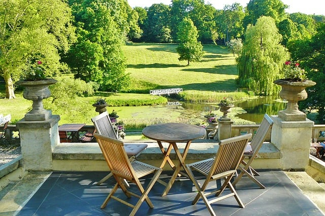 Patio Table And Chairs Garden Furniture